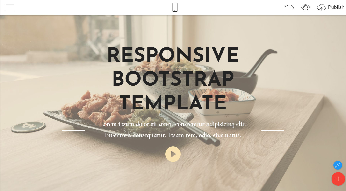 free landing page html templates