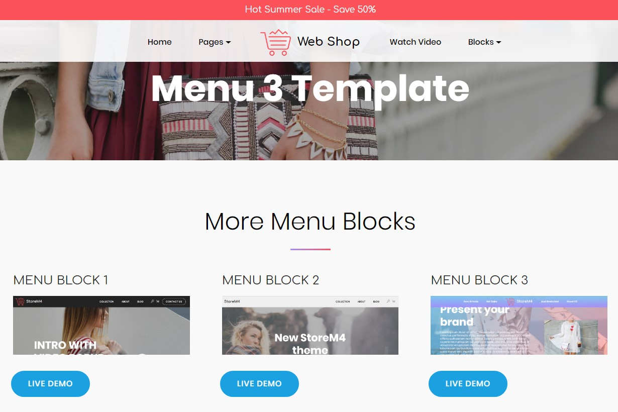 Top 53 html layout templates compilation for 2018 free for use bootstrap menu html template maxwellsz